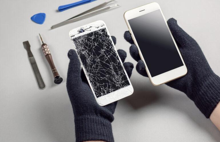 ¿Vale la pena reparar la pantalla del móvil en Las Palmas?